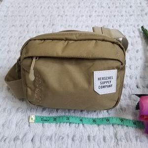 Herschel supply company hip pack small coyote